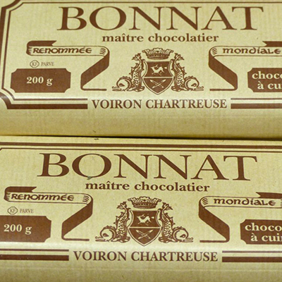 chocolats a patisser pour le the bonnat